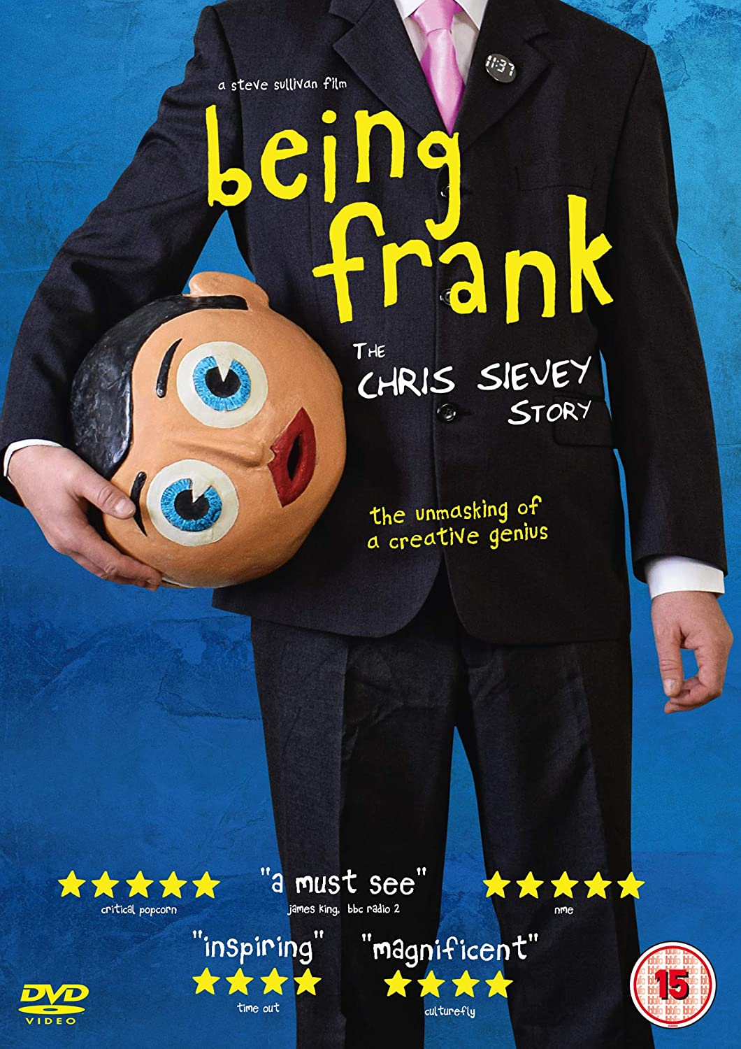 Stuff – being Frank Sidebottom