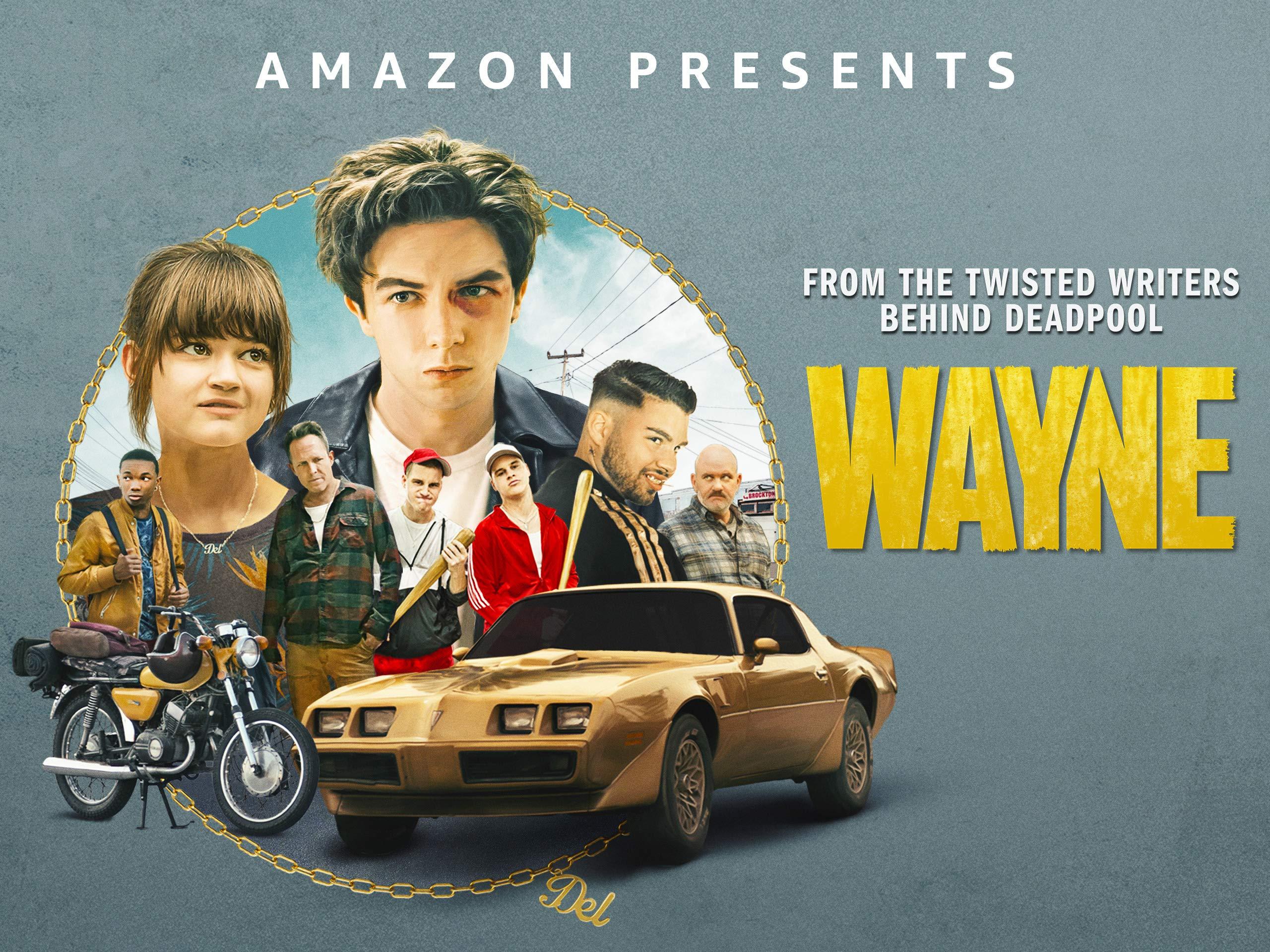 Stuff – Wayne